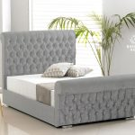 Buckingham Sleigh bed